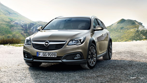 Экстерьер Opel Insignia Country Tourer