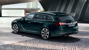 Экстерьер Opel Insignia Sports Tourer