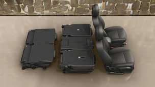 New Opel Zafira Tourer - Ingenious Seats