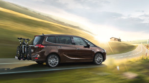 New Opel Zafira Tourer - FlexFix
